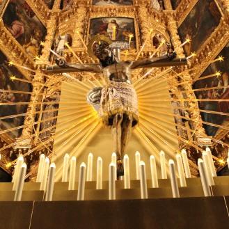 Altar Fiesta Titular Yanhuitlan 2013